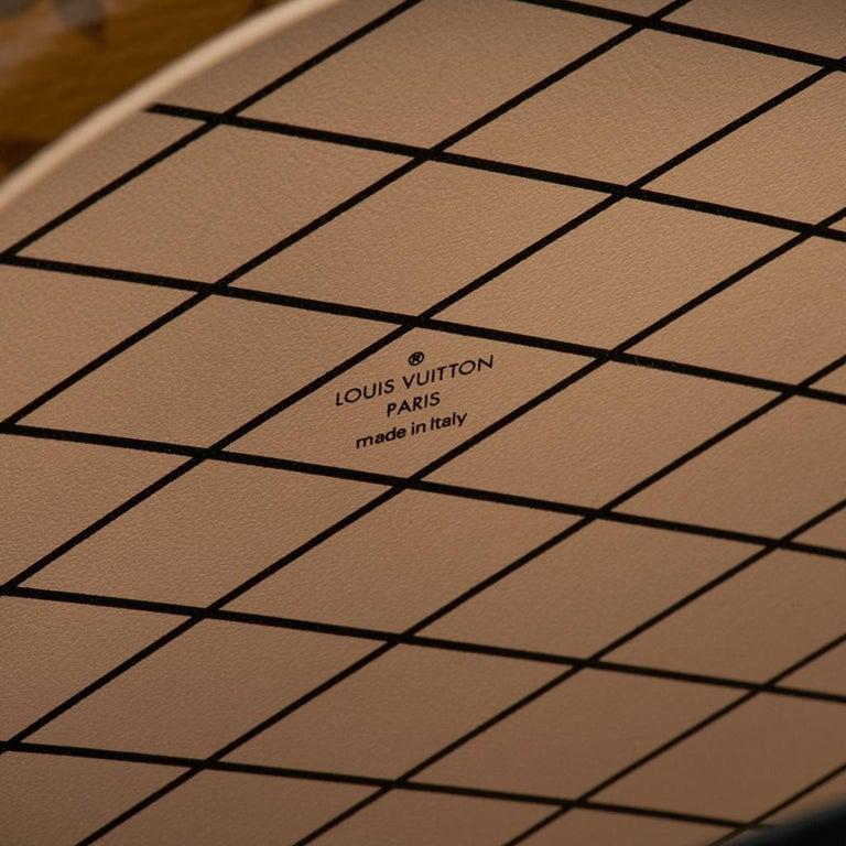 Louis Vuitton Petite Boite Chapeau Reverse Crossbody / Shoulder Bag New For Sale 8