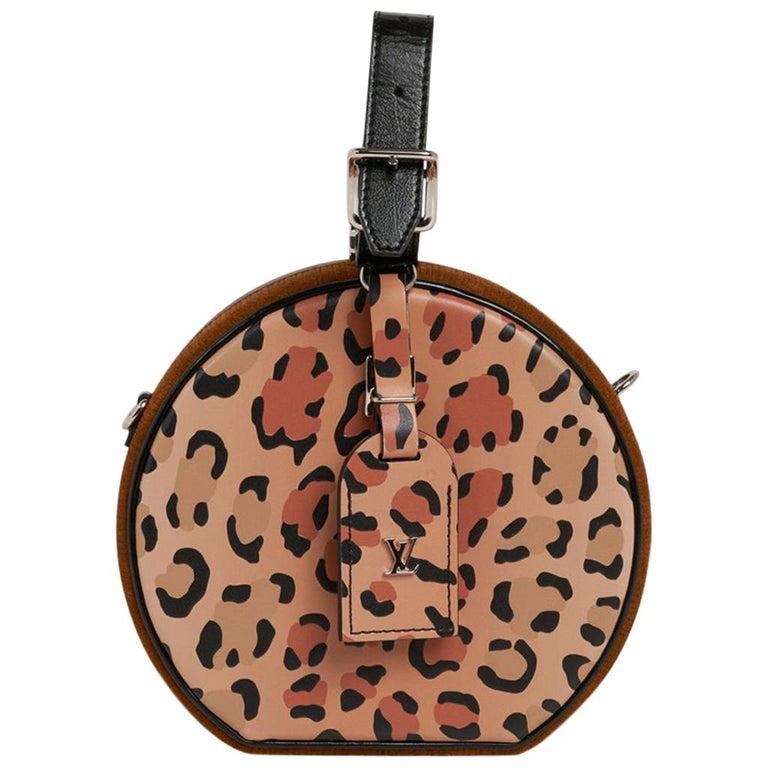 Louis Vuitton Petite Boite Chapeau Reverse Crossbody / Shoulder Bag New For Sale