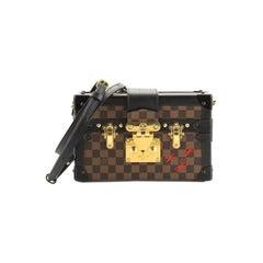 Louis Vuitton Petite Malle Handbag Damier