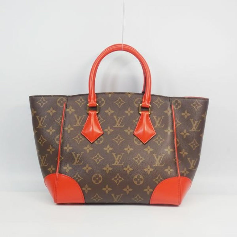 Brown LOUIS VUITTON Phoenix PM 2way shoulder bag Womens handbag M41537 Cocrico For Sale