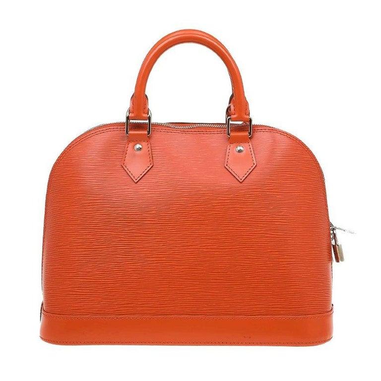 63d11036198ac Louis Vuitton Piment Epi Leder Alma PM Tasche im Angebot bei 1stdibs