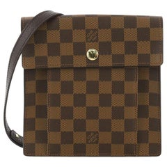 Louis Vuitton Pimlico Handbag Damier