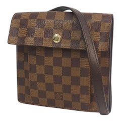 LOUIS VUITTON Pimlico Womens shoulder bag N45272 Damier ebene