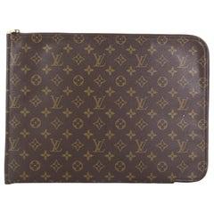 Louis Vuitton Poche Documents Monogram Canvas