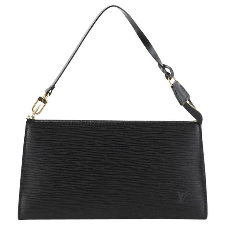 Louis Vuitton Pochette Accessoires Epi Leather For Sale