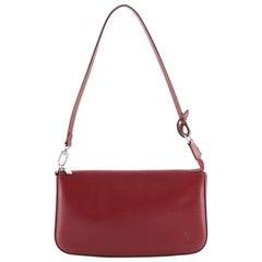 Louis Vuitton Pochette Accessoires NM Epi Leather