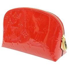 LOUIS VUITTON Pochette Cosmetics Womens pouch M90172 cerise