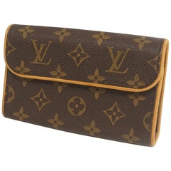 LOUIS VUITTON Pochette Florentine Womens Waist bag M51855
