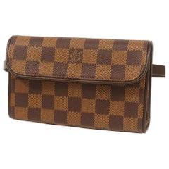 LOUIS VUITTON Pochette Florentine Womens Waist bag N51856 ebene