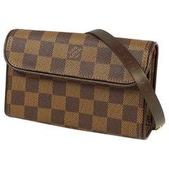 LOUIS VUITTON Pochette Florentine Womens Waist bag N51856