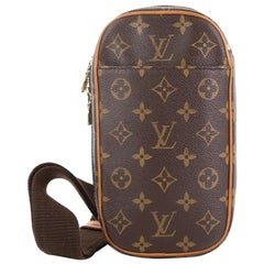 Louis Vuitton Pochette Gange Monogram Canvas