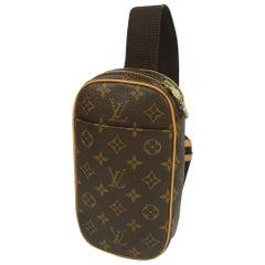 LOUIS VUITTON Pochette Gange Waist bag unisex body bag M51870