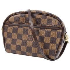 LOUIS VUITTON Pochette Ipanema Womens shoulder bag N51296 Damier ebene