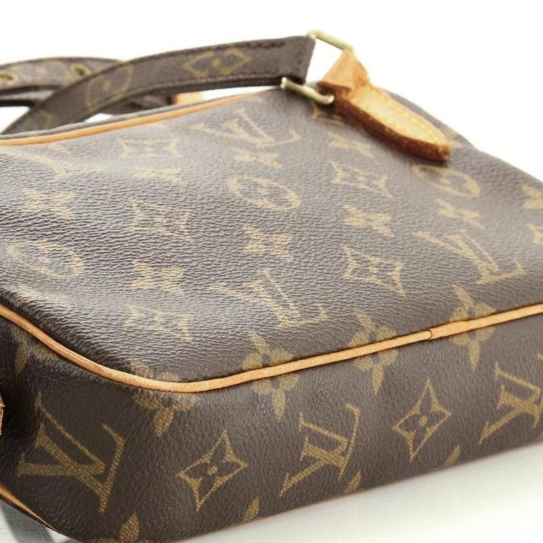 Louis Vuitton Pochette Marly Bandouliere Bag Monogram Canvas For Sale 1