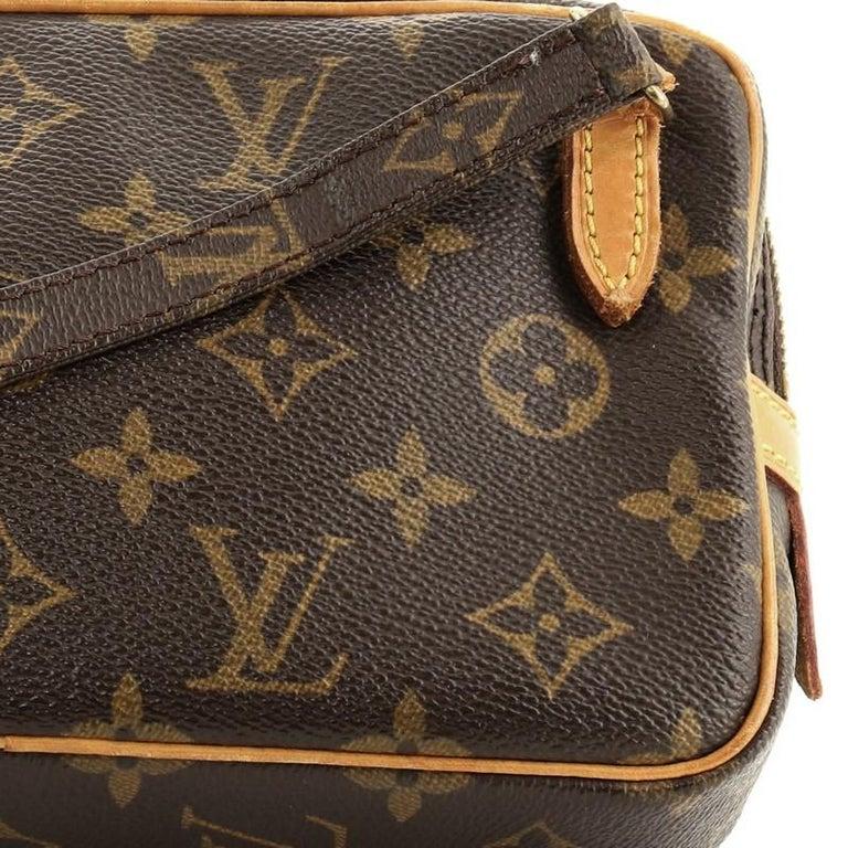 Louis Vuitton Pochette Marly Bandouliere Bag Monogram Canvas For Sale 3