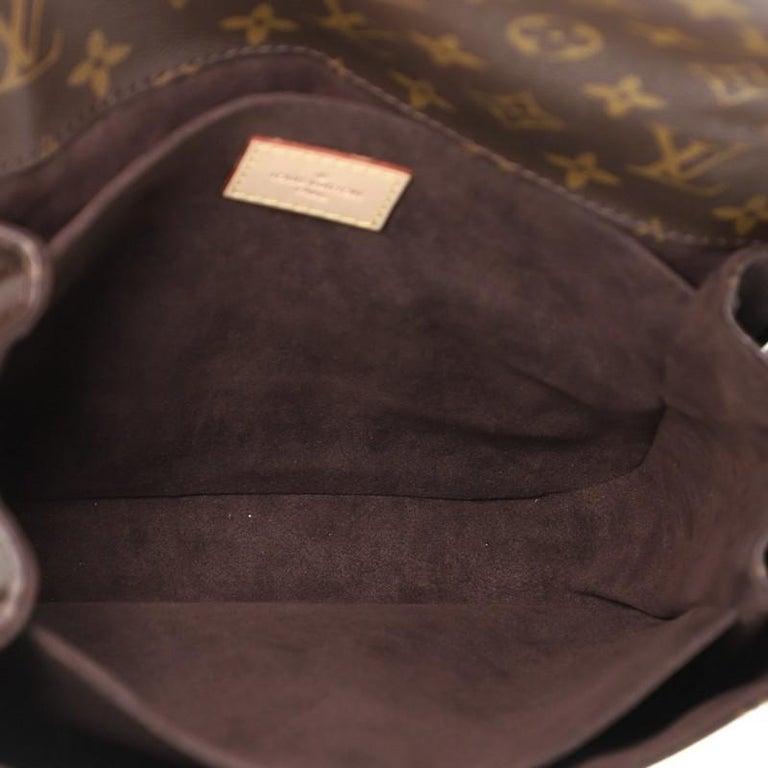 Louis Vuitton Pochette Metis Monogram Canvas 1