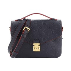 Louis Vuitton Pochette Metis Monogram Empreinte Leather