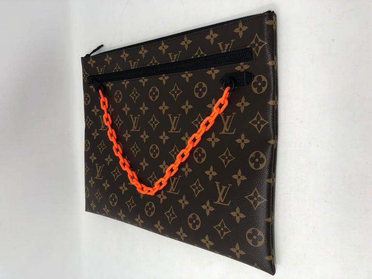 Louis Vuitton Pochette SS19 Virgil Abloh  For Sale 7
