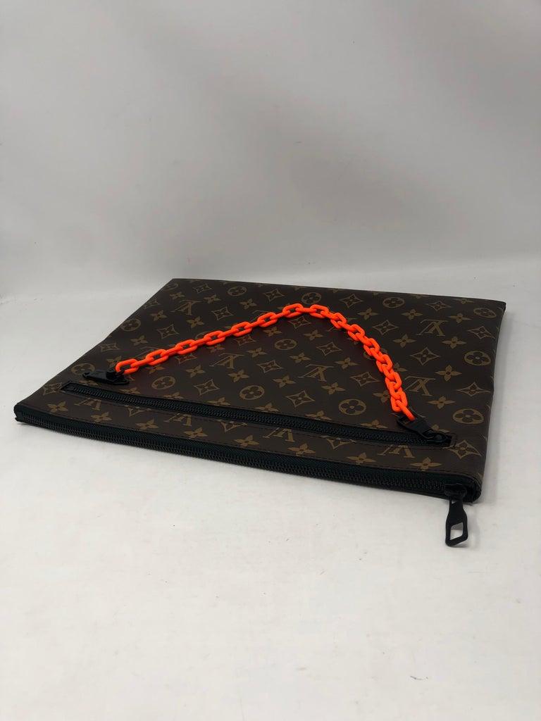 Louis Vuitton Pochette SS19 Virgil Abloh  For Sale 2