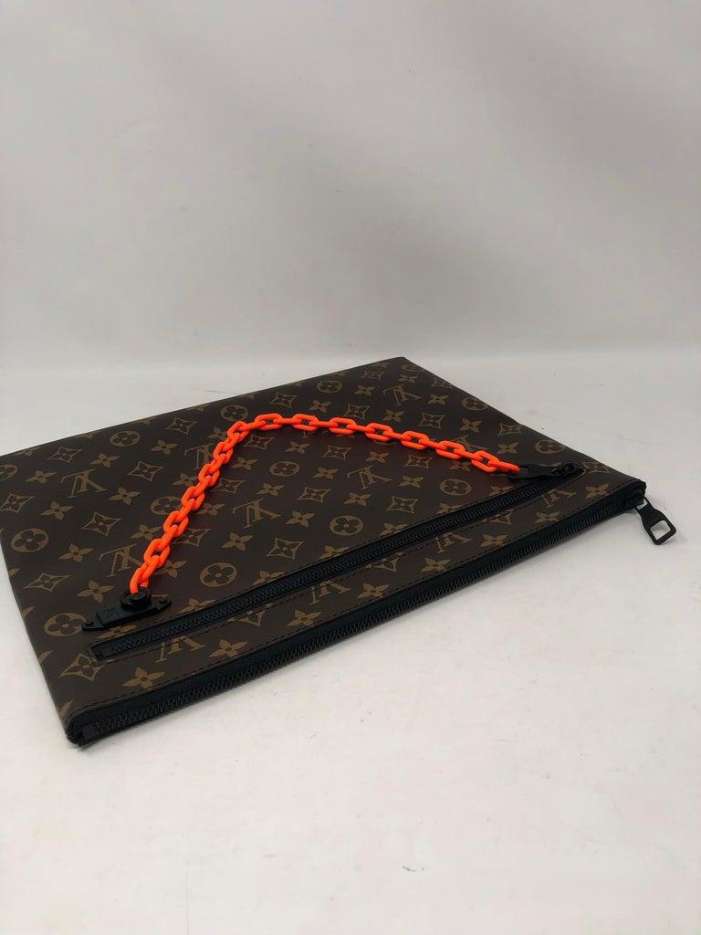 Louis Vuitton Pochette SS19 Virgil Abloh  For Sale 3