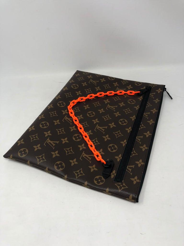 Louis Vuitton Pochette SS19 Virgil Abloh  For Sale 4