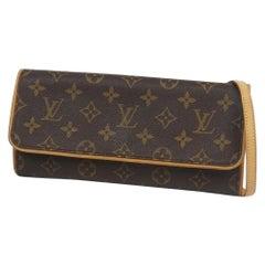 LOUIS VUITTON Pochette Twin GM Womens clutch bag M51852