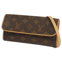 LOUIS VUITTON Pochette Twin PM Womens shoulder bag M51854