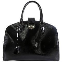 Louis Vuitton Pont Neuf Handbag Electric Epi Leather GM