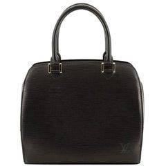 Louis Vuitton Pont Neuf Handbag Epi Leather PM