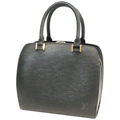 LOUIS VUITTON Pont Neuf Womens handbag M52052 noir( black)