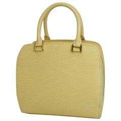 LOUIS VUITTON Pont Neuf Womens handbag M5205A Vanilla