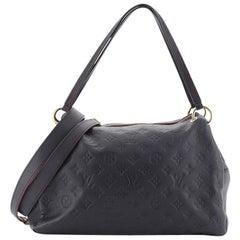 Louis Vuitton Ponthieu Handbag Monogram Empreinte Leather PM