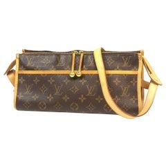 LOUIS VUITTON Popincourt Longue Womens shoulder bag M40008