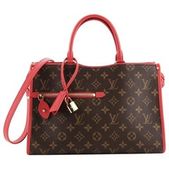 Louis Vuitton Popincourt NM Handbag Monogram Canvas PM