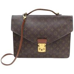 Louis Vuitton Porte  Conseiller Porte-documents Bandouliere 869924  Laptop Bag
