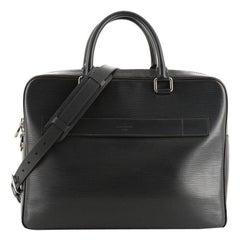 Louis Vuitton Porte-Documents Business Bag Epi Leather