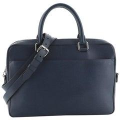 Louis Vuitton Porte-Documents Business Bag Taiga Leather