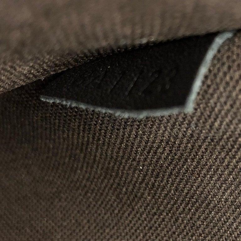 Louis Vuitton Porte-Documents Voyage Briefcase Damier Infini Leather For Sale 3