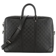 Louis Vuitton Porte-Documents Voyage Briefcase Damier Infini Leather GM