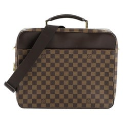 Louis Vuitton Porte Ordinateur Sabana Bag Damier