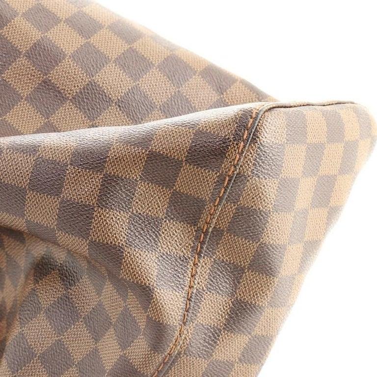 Louis Vuitton Portobello Handbag Damier GM For Sale 3