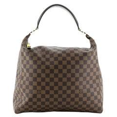 Louis Vuitton Portobello Handbag Damier GM