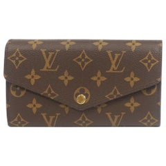 LOUIS VUITTON portofeuilles Sarah Womens long wallet M61734