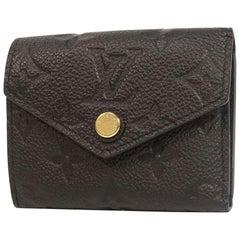 LOUIS VUITTON portofeuilles Victorine Womens long wallet M64060 noir