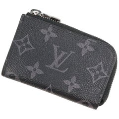 LOUIS VUITTON Portumone Jules Mens coin case M63536 black