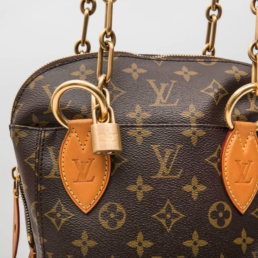Louis Vuitton punching Bag Bag By Karl Lagerfeld In Totem Monogram Canvas cULf5vXmb