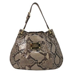 Louis Vuitton Python Galliera Smeralda PM handbag