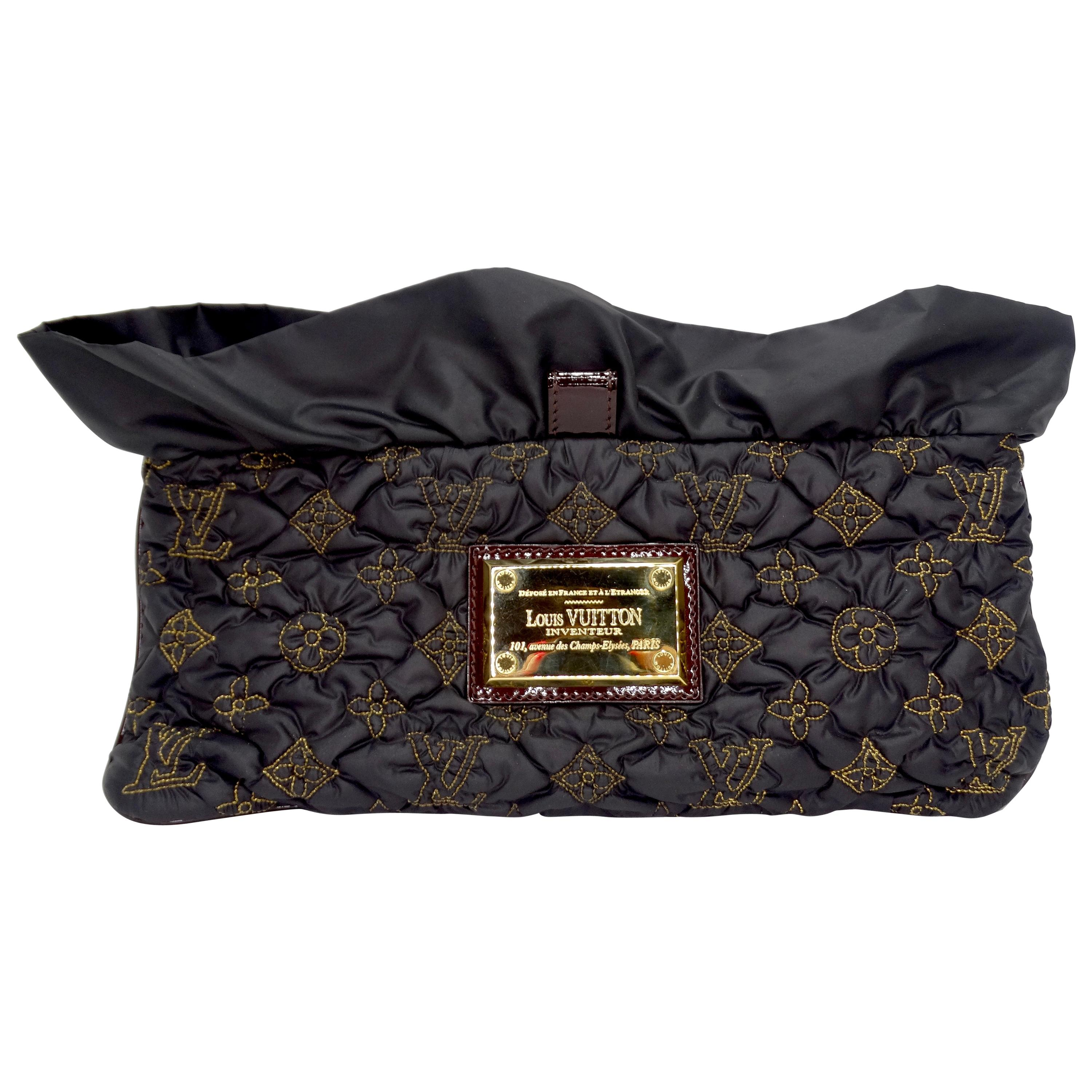 Louis Vuitton Quilted Clutch