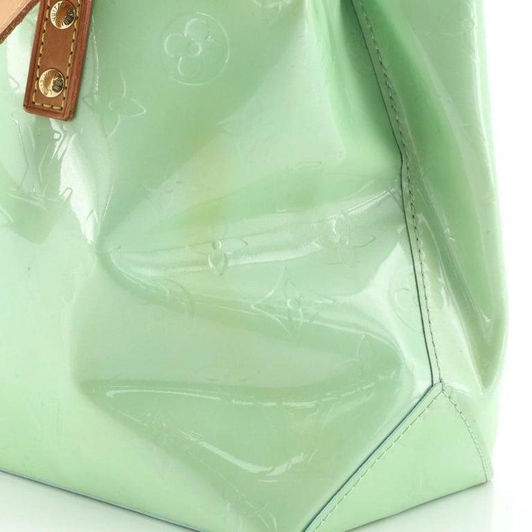 Louis Vuitton Reade Handbag Monogram Vernis PM For Sale 6