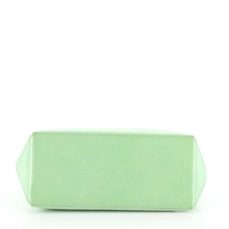 Louis Vuitton Reade Handbag Monogram Vernis PM For Sale 1